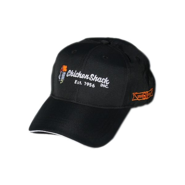 Chicken Shack Embroidered Baseball Cap